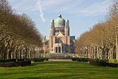 Basilique National du Sacre-Coeur — Stock Photo