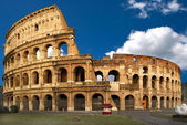 The Colosseum in Rome — Photo