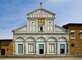 San Miniato al Monte — Stock Photo