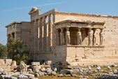 The Erechtheion — Stock Photo