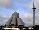 An'nur Jamek Mosque — Stock Photo