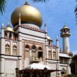 Sultan Mosque Singapore — Stock Photo #5841120