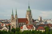 St. Pauls Church in Munich — Stock Photo