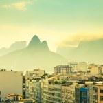 Urban Landscape Rio De Janeiro Brazil — Stock Photo #5786431