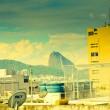Urban Landscape Rio De Janeiro Brazil — Stock Photo #5786447