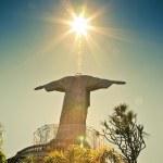 Christ the Redeemer Rio De Janeiro Brazil — Stock Photo #5787418