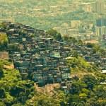 Favela in Rio De Janeiro Brazil — Stock Photo