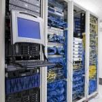 IT Communication Cabinets — Stock Photo