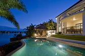 Resort stijl leven — Stockfoto