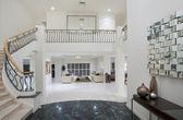 Corredor de mansão de luxo — Foto Stock
