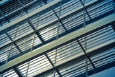 Architectural details corporate building — Stock Photo