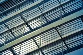 Prédio corporativo de detalhes arquitetônicos — Fotografia Stock