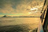 Ferry Rio De Janeiro Brazil — Stock Photo