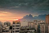 Ipanema Rio De Janeiro Brazil — Stock Photo