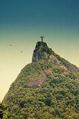 Corcovado Rio De Janeiro Brazil — Stock Photo