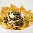 Tasty Crunchy Nachos — Stock Photo #5790085