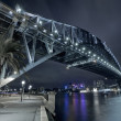 ponte Sydney harbour bridge — Foto Stock #5790120