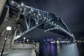 Sydney harbor bridge — Stockfoto