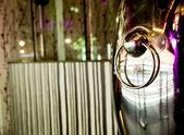 Prestige Wine Cooler in Nightclub — Stock Photo