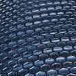Blue Metal Mesh — Stock Photo #5834999