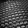 Silver Metal Mesh — Stock Photo #5835004