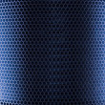 Blue Metal Mesh — Stock Photo #5835083