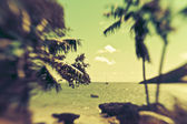 Beautiful Island Paradise — Stock Photo