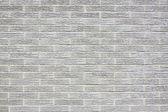 White Old Brick Wall — Stock Photo