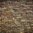 Light Brown Brick Wall — Stock Photo