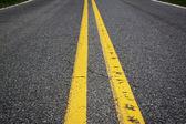 Road Background — Stock Photo