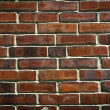 Urban Background (Red Brick Wall Texture) — Stock Photo #6428386