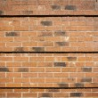 Urban Background (Red Brick Wall Texture) — Stock Photo #6593936