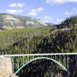 Stock Photo: Aspen Bridge