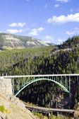 Aspen Bridge — Stock Photo