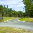 Stock Photo: AmericCountry Road