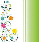 Summer blossom — Stock Vector