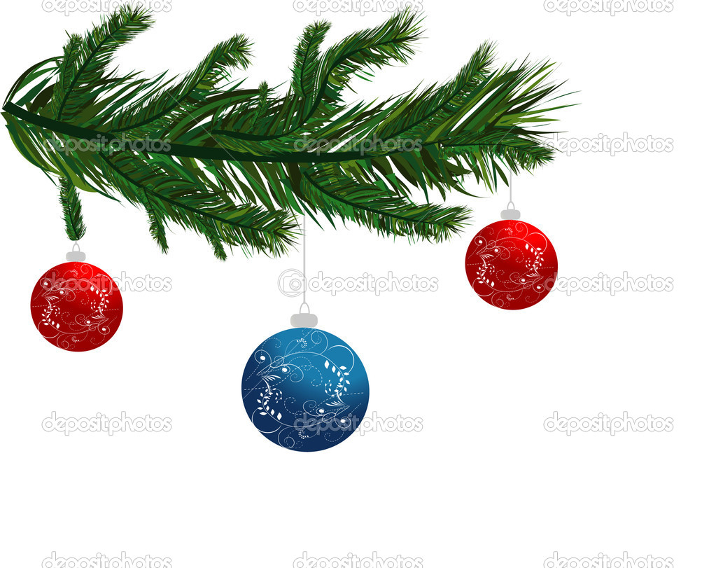 Christmas background — Stock Vector #5796740