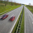 Overtaking on motorway — Stock Photo #5796674