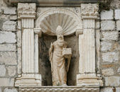 Saint Blaise Dubrovnik — Stock fotografie
