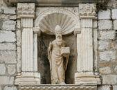 Saint blaise dubrovnik — Foto de Stock