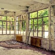 Interior abandoned home — Stock Photo