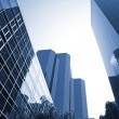 Corporate highrise - La Defense — Stock Photo