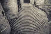 Circular passos dubrovnik — Foto Stock
