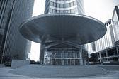 Entrance big business - La Defense — Stock Photo
