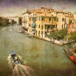 Grand Canal - Venice - Stock Photo