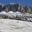 Winter in Dolomites — Stock Photo