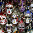 Carnival masks Venice — Stock Photo