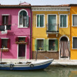 Urban Burano — Stock Photo