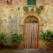 Facade Ripa - Umbria — Stock Photo