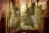 Nicel scenery Venice — Stock Photo